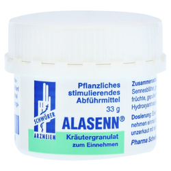 Alasenn Kräutergranulat Granulat 33 Gramm