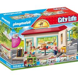 Playmobil® Spiel, PLAYMOBIL® 70540 City Life Mein Burgerladen