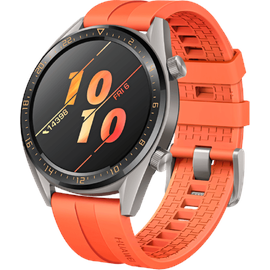 Huawei Watch GT Active titangrau edelstahl / orange