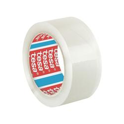 tesa Klebeband 4195 Packband, UV-, alterungs- und temperaturbeständig natur 5 cm x 6600 cm