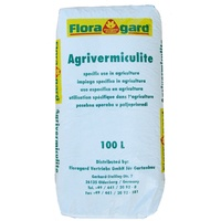 Floragard Vermiculite 100 L Brutsubstrat für Reptilien in Terrarien Abdeckmaterial im Kübel gegen Unkrautbefall und Verdunstung