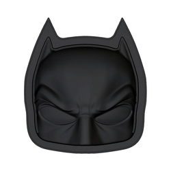 Batman Backform Silikon Backform Batman