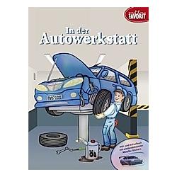 In der Autowerkstatt - Buch