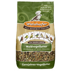 Welzhofer Waldvogelfutter 1kg (Menge: 8 je Bestelleinheit)
