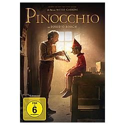 Pinocchio (2019) - DVD  Filme