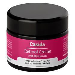 Retinol Creme Mit Hyaluron