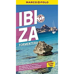MARCO POLO Reiseführer Ibiza/Formentera. Marcel Brunnthaler  Andreas Drouve  - Buch