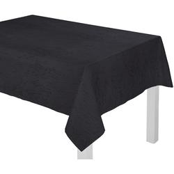 Tischdecke, Lahnstein, Wirth schwarz Tischdecken Tischwäsche