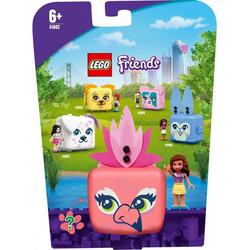 LEGO® Puzzle LEGO® Friends Magische Würfel 41662 Olivias Flamingo-Würfel, Puzzleteile
