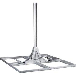 Kathrein ZAS 150 SAT-Dachhalterung Passend für Spiegelgröße: Ø < 130cm Silber