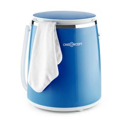 Mini Waschmaschine Schleuderfunktion Wäscheschleuder 3,5kg 380W »Ecowash Pico«, Waschmaschinen, 81203329-0 blau blau