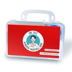 KINDERNOTFALLBOX zur Ersten Hilfe am Kind 1 St