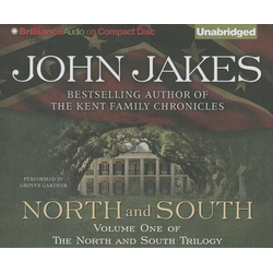 North and South als Hörbuch CD von John Jakes