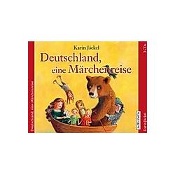 Deutschland, eine Märchenreise, 3 CDs