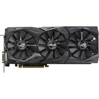 Asus ROG STRIX Radeon RX 580 O8G Gaming 8GB GDDR5 1360MHz (90YV0AK0-M0NA00)
