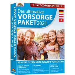 Das ultimative Vorsorge-Paket 2021