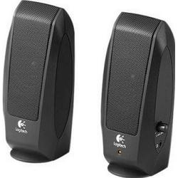 Logitech Lautsprecher Logitech S120 (980-000010) Lautsprecher