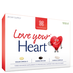 Vitamins & Supplements Love Your Heart 28 Tage Versorgung