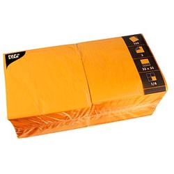 250 PAPSTAR Servietten orange