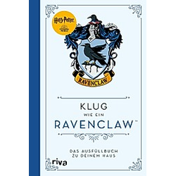 Harry Potter: Klug wie ein Ravenclaw. Wizarding World  - Buch