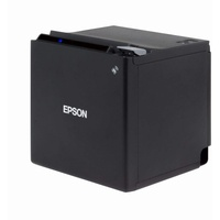 Epson TM-m50 (132): USB + Ethernet + NES + Serial, Black PS EU