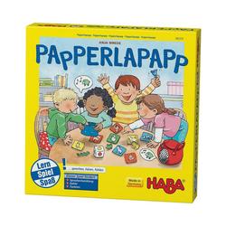 Haba Lernspielzeug Papperlapapp
