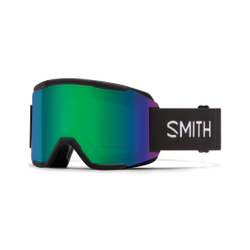 Smith - Forum Black Green Solx Mirror - Skibrillen