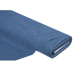 "Stretch-Denim Jeansstoff ""Trendy"", indigo"