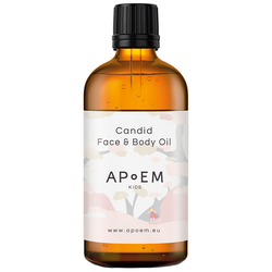 APoEM Kids Candid Face & Body Oil 100 ml