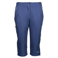 CMP Free Bike Capri Damen 3/4 Fahrradhose blue (31C7806)