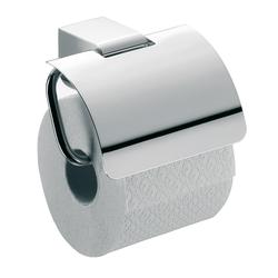 Emco Papierhalter Mundo 330000100 chrom, mit Deckel
