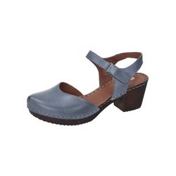 Manitu Sandalen Sandale aus echtem Leder 37