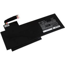 Powery Akku für Laptop Medion Erazer X7613 / X7615 / Typ BTY-L76, 11,4V, Li-Polymer