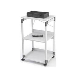 Projektor/Beamer Tisch System Overhead/Beamer Trolley 508x882x432mm grau