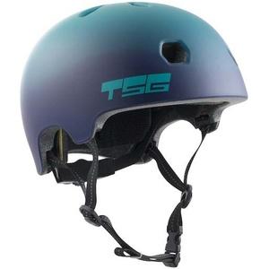 Helm TSG - meta graphic design cauma grape (419) Größe: XXL
