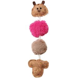 Katzenspielzeug Moa Bär 26 cm