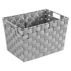 WENKO Aufbewahrungsbox grau