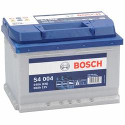 Bosch S4 004 Autobatterie 60Ah