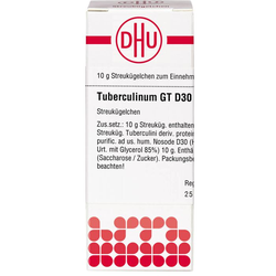 TUBERCULINUM GT D 30 Globuli 10 g