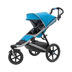 Thule Kinder-Buggy Buggy Urban Glide 2, rot, 2019 blau