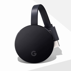 Google Chromecast Ultra Wlan, micro USB, 2,4 GHz/5 GHz