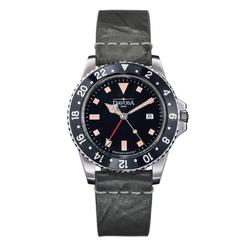 Davosa Davosa 16250055 Vintage Diver Quartz GMT Unisex Armbanduhr 162.500.55
