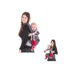 Chipolino Babytrage Babytrage Brisa 3 in 1, Bauch- und Rückentrage ab 4 bis 36 Monate 15 kg