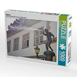 Koblenz Lege-Größe 64 x 48 cm Foto-Puzzle Bild von Jutta Heußlein Puzzle