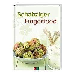 Schabziger Fingerfood - Buch