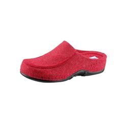 BERKEMANN Pantoffel rot 7,5