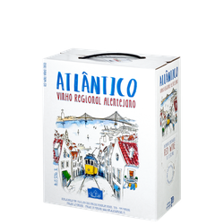 Atlântico Bag-in-Box - 3,0 L - 2018 - Herdade de São Miguel - Portugiesischer Rotwein