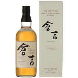 The Kurayoshi Japanese Pure Malt Whisky 0,7L (43% Vol.)