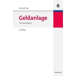 Geldanlage als Buch von Hermann May