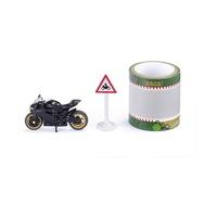 Siku Spielzeug-Auto 1601 Ducati Panigale 1299 mit Tape